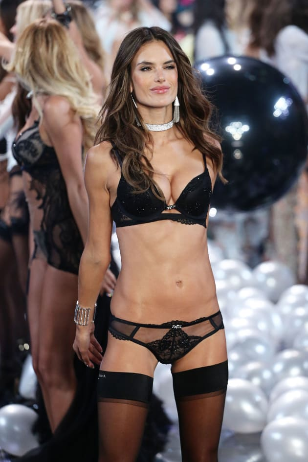 Firmly convinced, alessandra ambrosio see through lingerie talk