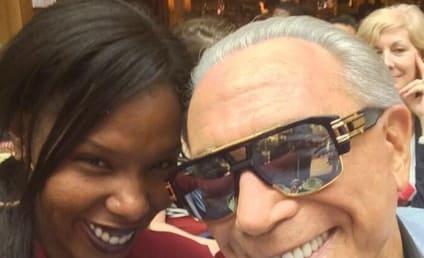Aviva Drescher Denies No-Showing Dad's Wedding: They Eloped! I'm Happy For Them!