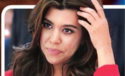 Kourtney Kardashian: Pregnant! Unsure of Baby Daddy!