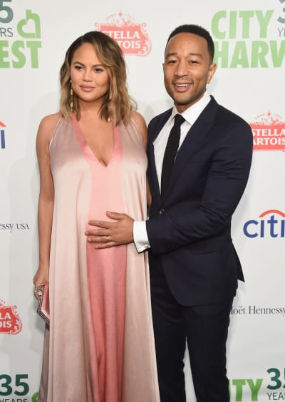 Chrissy Teigen and Her Legend