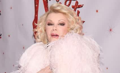 "Joan Rivers Slams Taylor Swift as Prude, Angelina Jolie as ""Slut"""