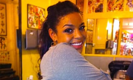 Jordin Sparks Shows Off New Tattoo, Miniscule Waist