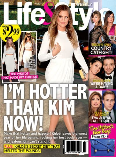 Khloe: Hotter Than Kim?
