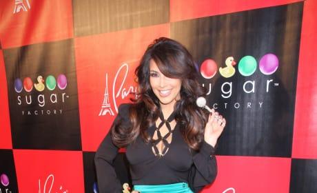 Kim Kardashian: Sugar Factory Las Vegas Opening
