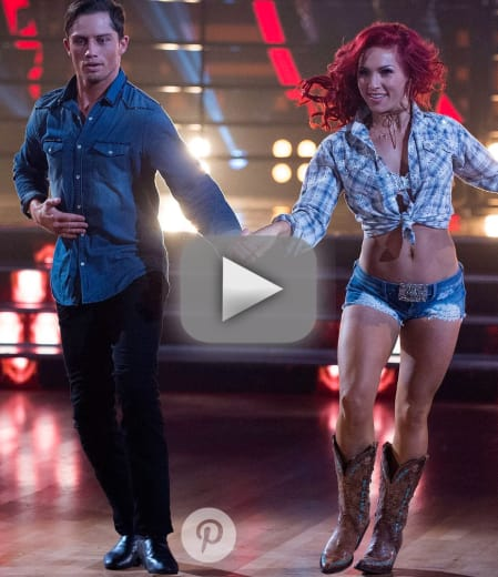 Sharna burgess removes bonner boltons hand from crotch