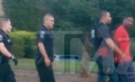 Stevie J Arrested
