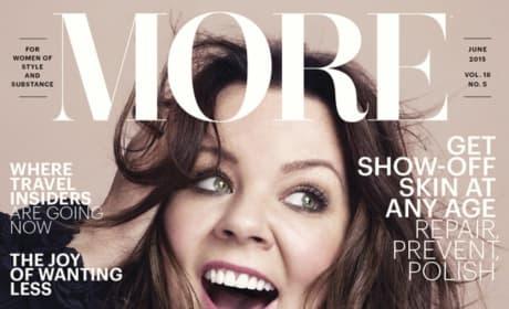 Melissa McCarthy Magazine Cover