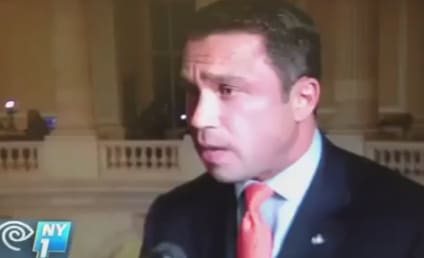 Michael Grimm to Reporter: I Will Throw You Off This F--king Balcony!