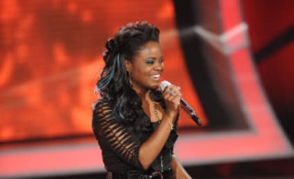 Paige Miles Voted Off American Idol