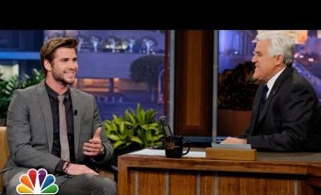 Liam Hemsworth on The Tonight Show (Part 2)