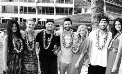 Brandon Jenner and Leah Felder: Married!