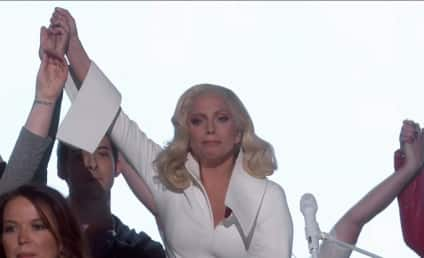 Lady Gaga Already Owns 2016. This is Why.