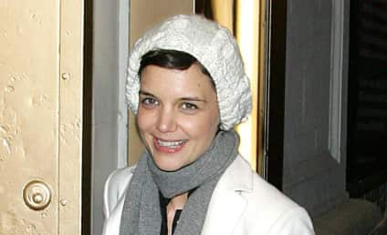 Katie Holmes: Not Pregnant (or Attractive)