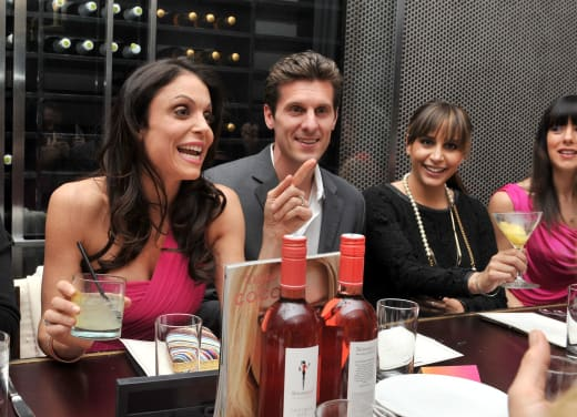 Bethenny Frankel and Jason Hoppy Pic