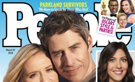 Arie and Lauren for People