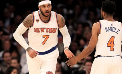 Carmelo Anthony and LaLa Anthony: The Stunning Reason They May Stay Together
