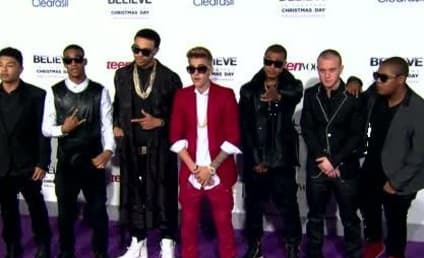 Justin Bieber Bodyguard Arrested for Stealing Photographer's Camera