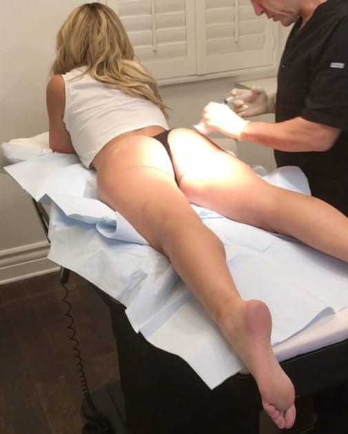 Injection In Butt Video