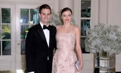 Miranda Kerr and Evan Spiegel: Engaged!