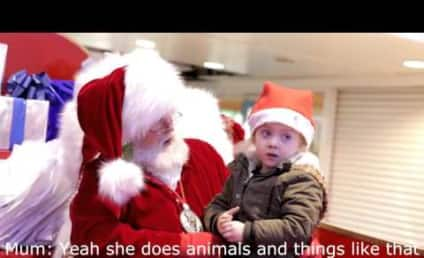 You've Never Seen Santa Claus Do THIS Before