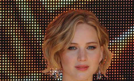 Jennifer Lawrence at Cannes