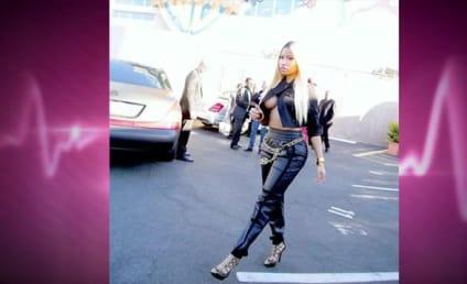 Nicki Minaj Nip Slip Photo: Posted By Nicki Minaj!