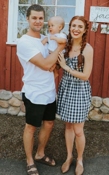 Audrey, Jeremy and Jackson