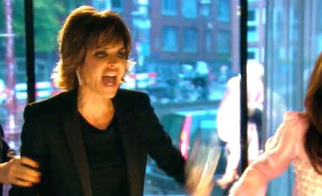 The Real Housewives of Beverly Hills: EPIC FIGHT!