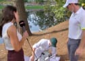 Niall Horan Falls at The Masters While Caddying For Rory McIlroy