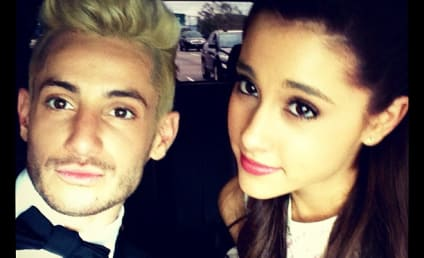 Frankie Grande, Brother of Ariana, Learns of Grandfather's Death on Big Brother