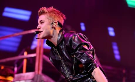 Justin Bieber Las Vegas Concert