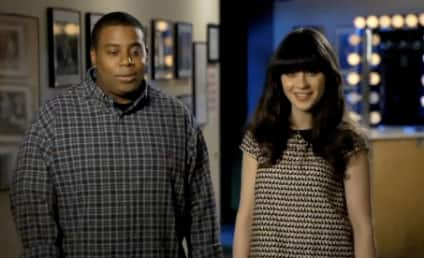 Zooey Deschanel SNL Promo: Not Weird at All!