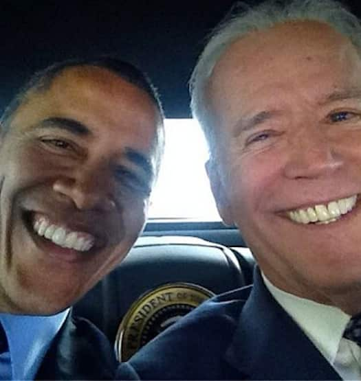 The Presidential Selfie