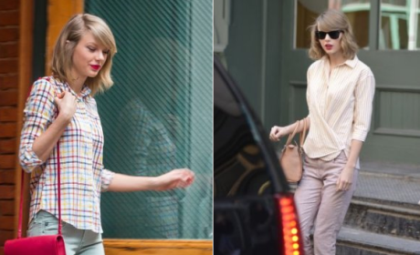 Taylor Swift: Too Skinny?