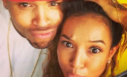 Chris Brown and Karrueche Tran: Cops Called During BLOWOUT Fight!