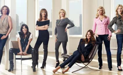 Jill Zarin, Kelly Bensimon & Alex McCord: Fired From The Real Housewives of NYC?