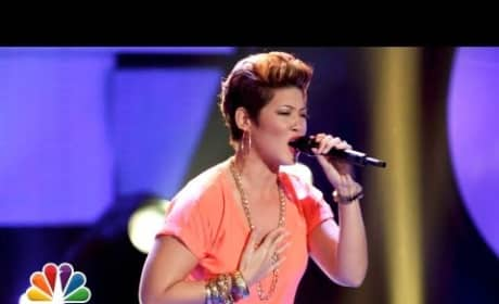 Tessanne Chin - Try (The Voice)