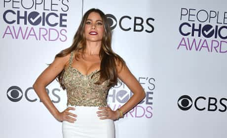 Sofia Vergara at People's Choice Awards