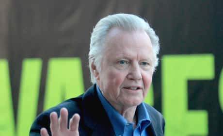 Jon Voight Photograph