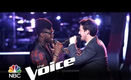 Delvin Choice vs. Caleb Elder: The Man (The Voice)