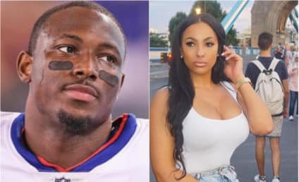 LeSean McCoy Accused of Beating Girlfriend, Child, Dog