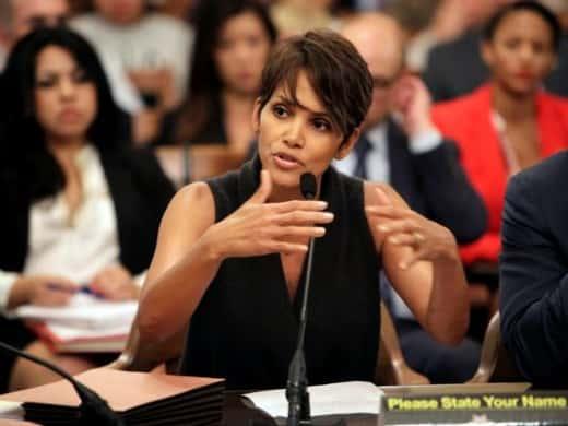 Halle Berry Testifies