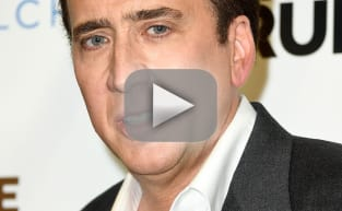 Nicolas Cage & Vince Neil FIGHT in Vegas! Watch Now!