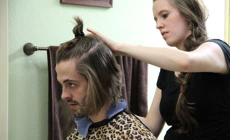 Derick Dillard Loses the Ponytail