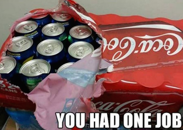 Settle for a Sprite?