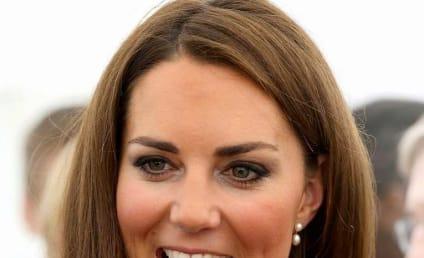 Kate Middleton Baby Bump: Sort of Revealed!