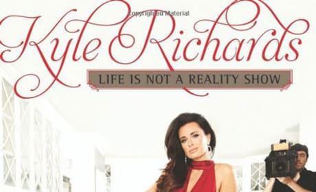 Kyle Richards Memoir