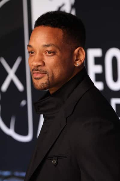 Will Smith at MTV Video Music Awards