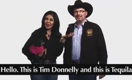 Maria Conchita Alonso Loses Role Over Tea Party Ad