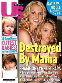 Destroyed By Lynne Spears